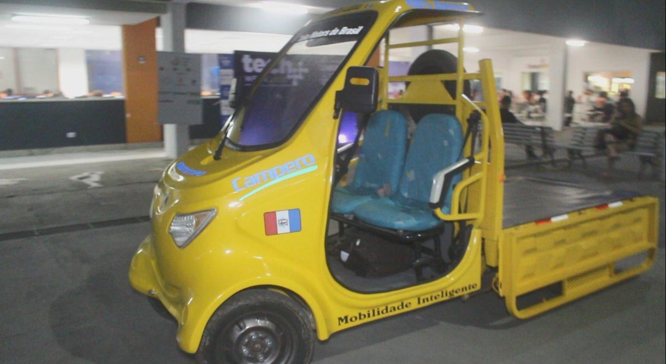 A ideia é que o veículo possa ser emplacado e vendido como um carro de uso pessoal, familiar e de trabalho