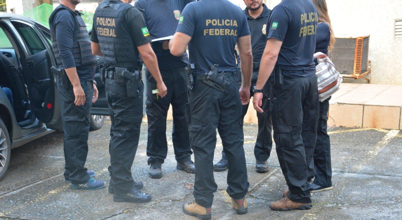 Polícia Federal faz operação em Pernambuco