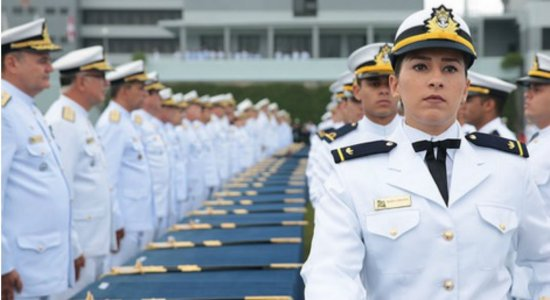 Marinha abre concurso no Nordeste com salários de até  R$ 11 mil