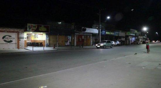 Comerciante é morto e homem é ferido por bala perdida no Grande Recife