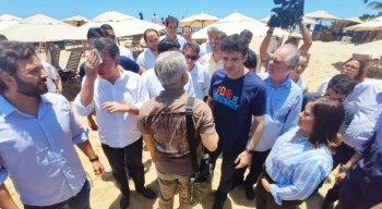 Em Porto de Galinhas, o ministro disse que
