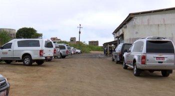 Corpo do PM alagoano foi levado para o Instituto de Medicina Legal (IML) de Caruaru
