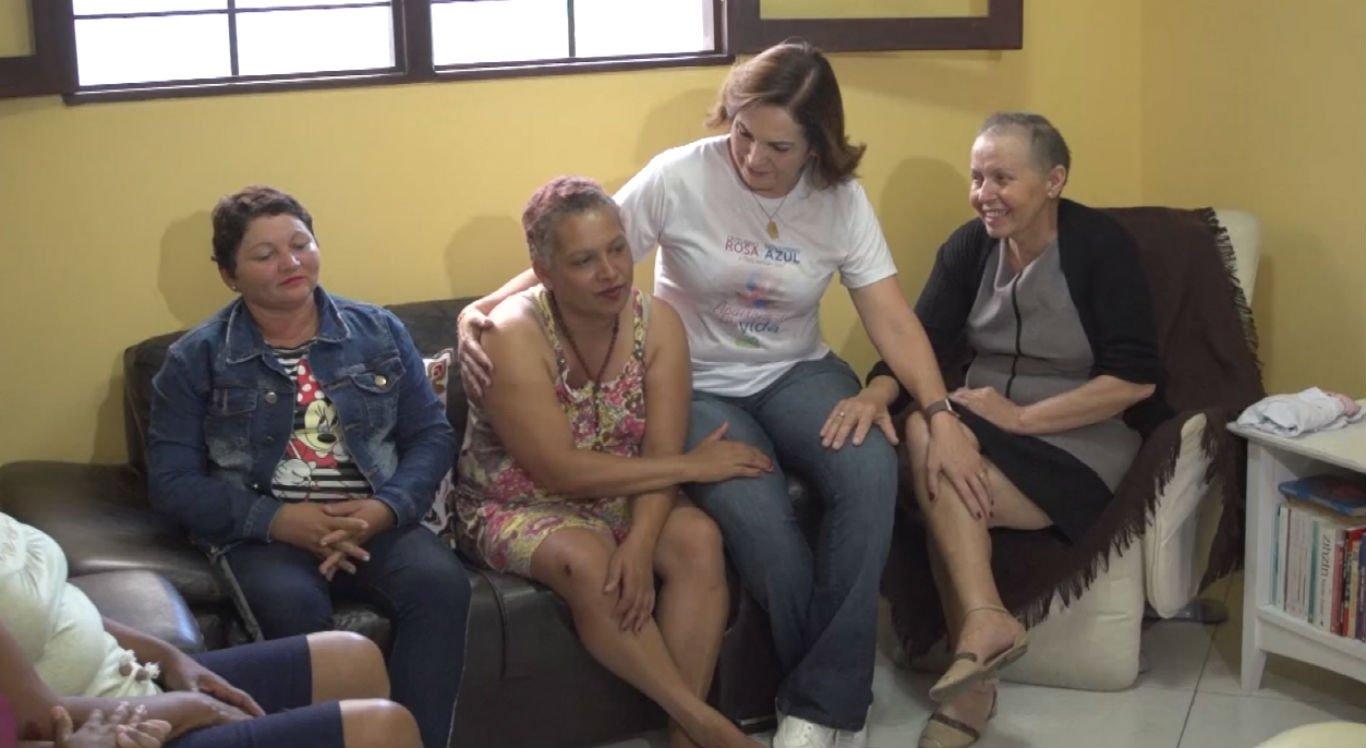 Lar da Esperança: acolhimento para mulheres que fazem tratamento de câncer