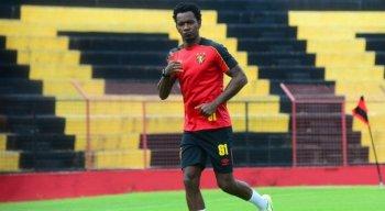 Hyuri já marcou três gols com a camisa do Sport