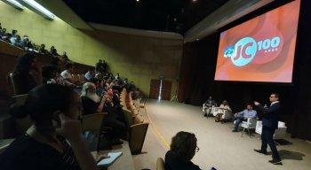 O evento compartilha experiência da Rede Nordeste, formada pelo JC, O Povo e O Correio