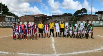Estrelinha se classifica para a segunda fase do Recife bom de Bola