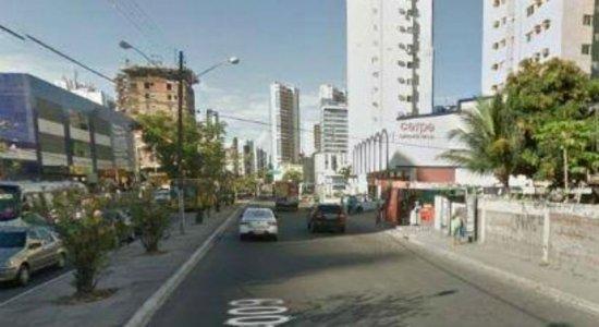 Obra altera itinerário de linhas de ônibus em Jaboatão