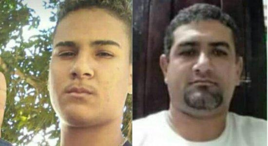 Tio e sobrinho são mortos a tiros e avó é baleada em Nazaré da Mata