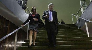 Rosinha e Garotinho foram presos novamente