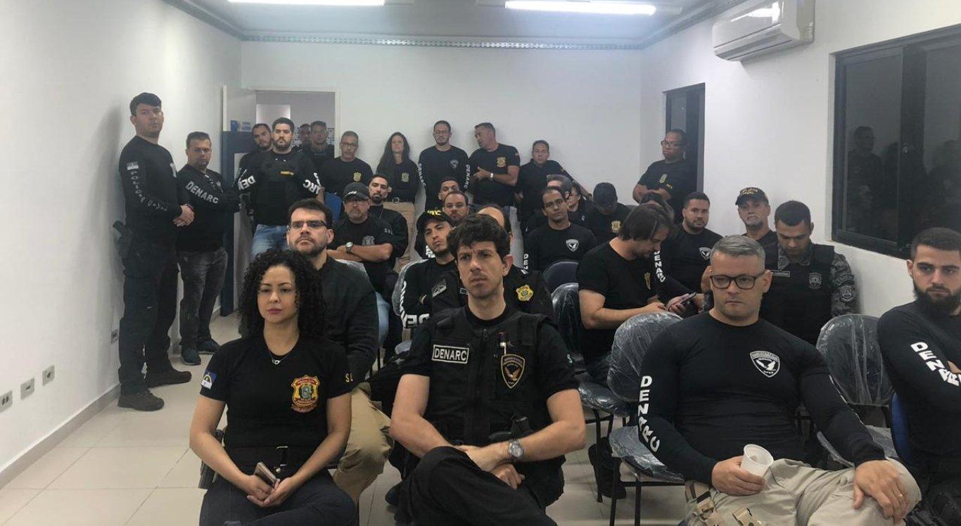 Operação é realizada em Caruaru
