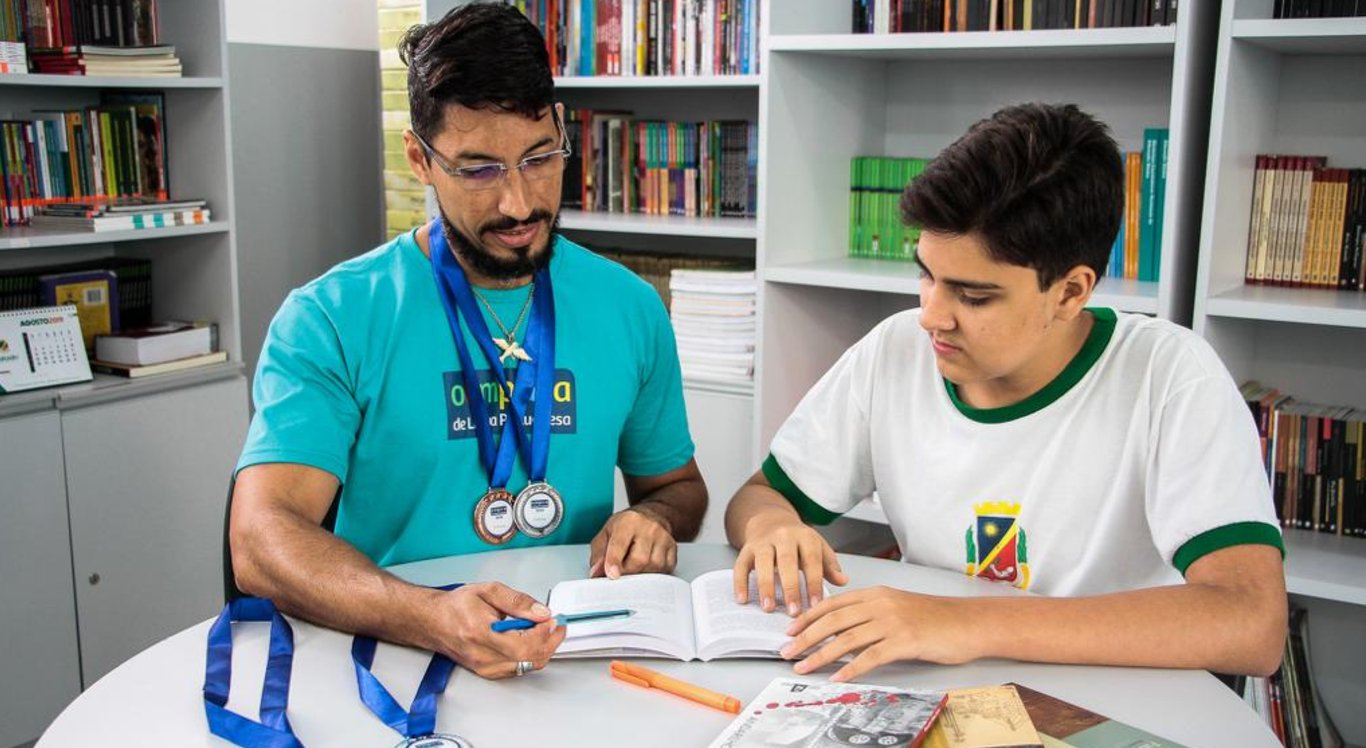 Jairo Bezerra é o primeiro aluno da história da cidade a se classificar para a final