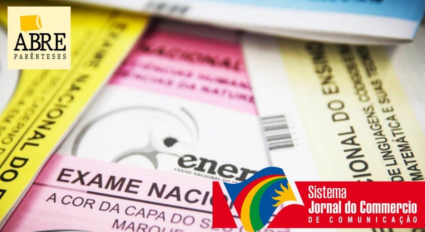 Prova é a principal porta de entrada para as universidades brasileiras