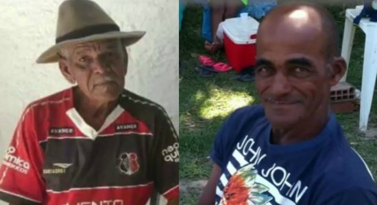 Famílias procuram homens desaparecidos no Grande Recife