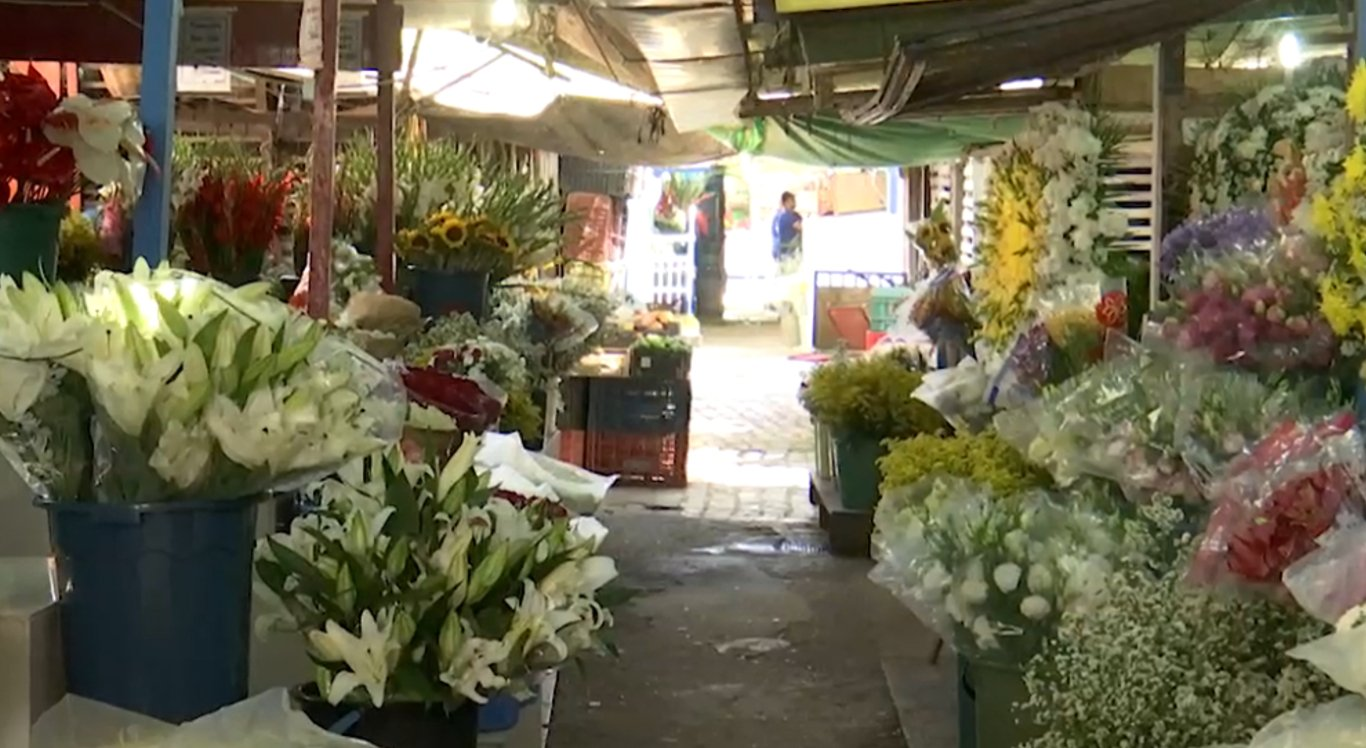 A produção de flores na cidade aumenta para neste período