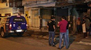 Os irmãos morreram ao dar entrada na Policlínica Amaury Coutinho, no bairro de Campina do Barreto