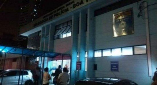 Polícia prende suspeito de assaltar idosa e neta na Zona Sul do Recife