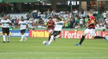 O Sport chegou ao 15º empate na competição