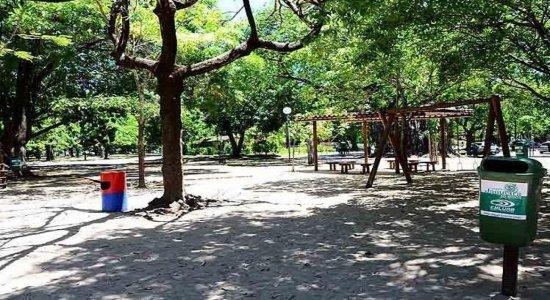 Covid-19: ameaça do Governo de fechar parques não impede população de desrespeitar normas