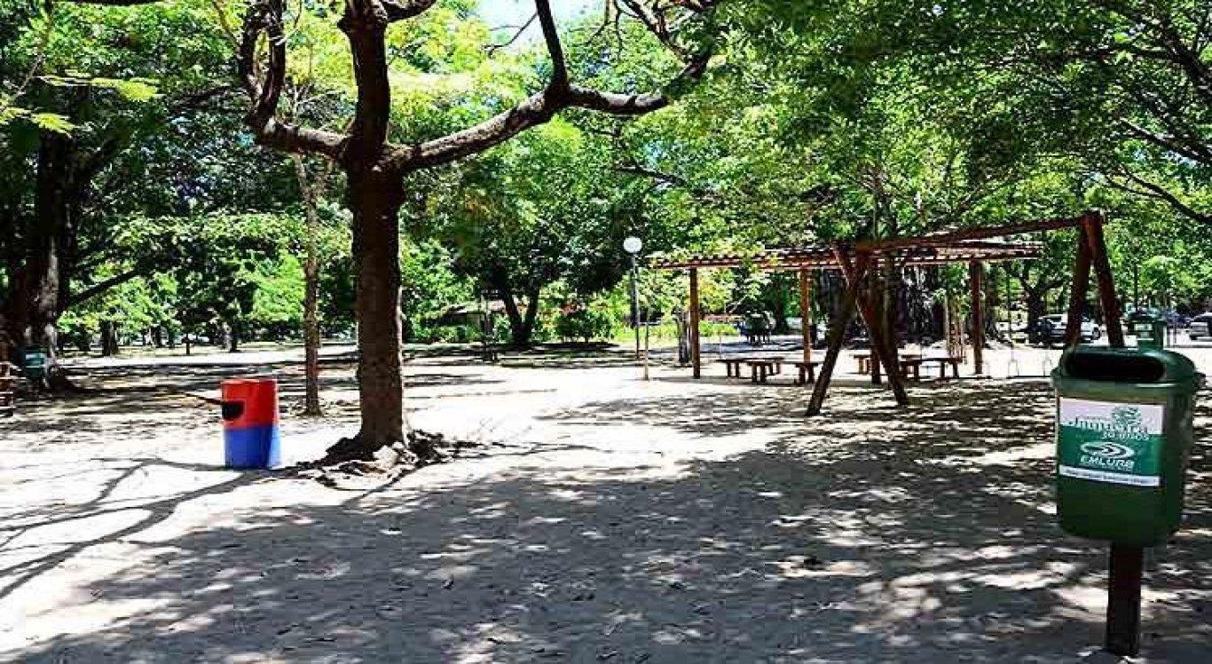De acordo com a Polícia Civil, o garoto estava brincando no parque quando não se sentiu bem e desmaiou