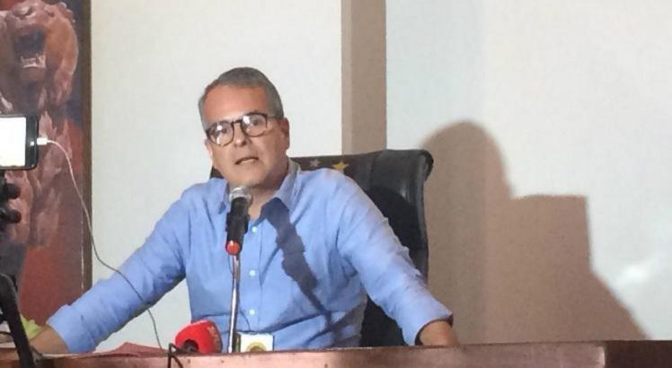Carlos Frederico renuncia ao cargo de vice do Sport