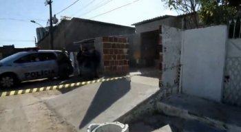 O caso aconteceu na Rua José Tavares de Holanda