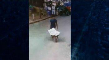 A vítima que ficou desaparecida por dois dias e foi encontrada morta no última quinta-feira (30), em um terreno baldio