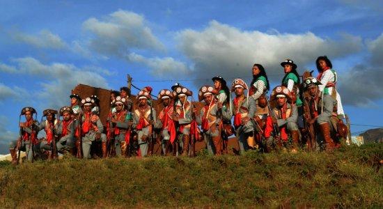 Grupos de Xaxado participam de encontro periodicamente em Serra Talhada