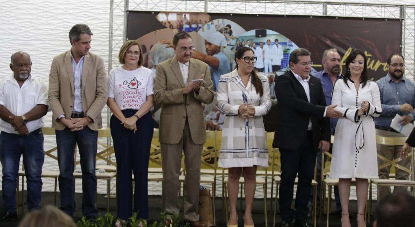 A sede da FAV no município foi inaugurada em agosto de 2018