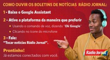 Quem usa smartphones pode acessar notícias da Rádio Jornal por comandos de voz