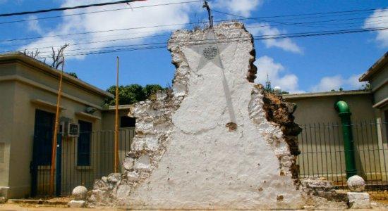 Monumento Ruína do Senado, em Olinda, será requalificado