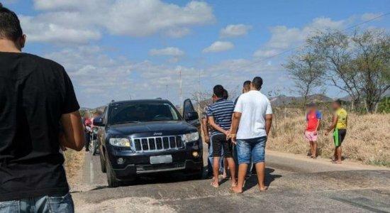 Ex-prefeito de Santa Cruz da Baixa Verde foi morto a tiros