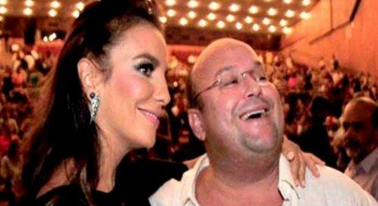 Morre irmão da cantora Ivete Sangalo