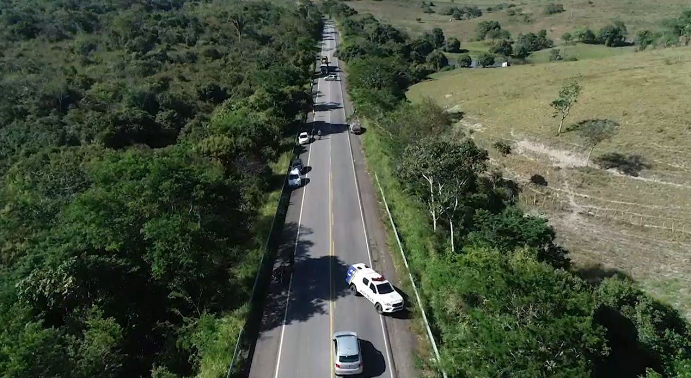 Crime aconteceu na BR-104, em Quipapá