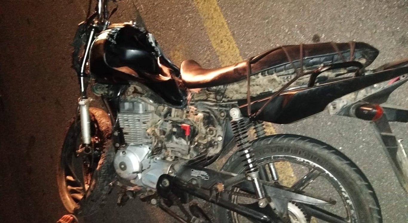 Acidente ocorreu em Limoeiro