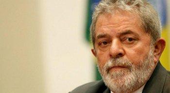 Ex-presidente Lula está preso pela Operação Lava-Jato desde 2018