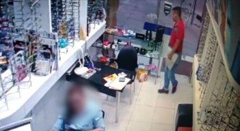 O assalto aconteceu no bairro do Ibura, na Zona Sul do Recife