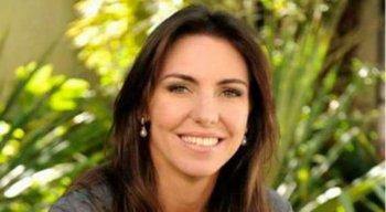 A apresentadora Glenda Kozlowski é a nova contratada do SBT