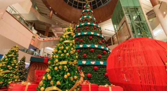 Espetáculo de Natal do RioMar Recife acontece nesta sexta-feira