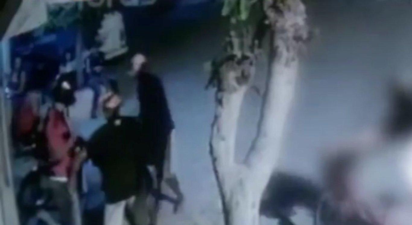 Vídeo mostra assalto em Santa Cruz