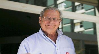 José Dirceu estava preso desde maio de 2019