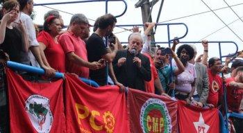 Lula ainda afirmou que durante os 580 dias de prisão buscou não cultivar ódio