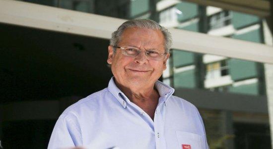 Justiça determina soltura do ex-ministro José Dirceu