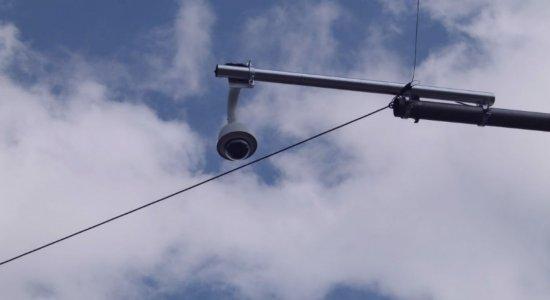 Câmeras de videomonitoramento foram instaladas em Garanhuns