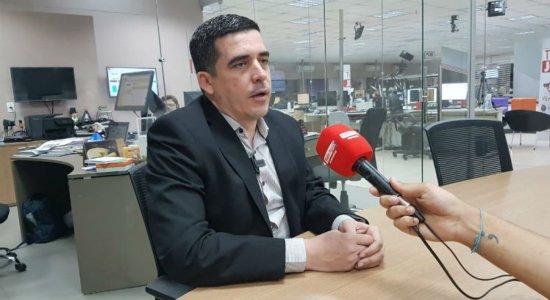 Presidente do Santa Cruz garante ser rigoroso com a saúde na volta do futebol