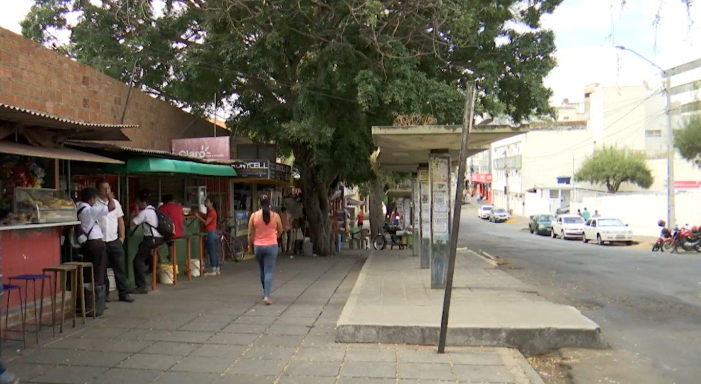 Ofício informa que a área será demolida para futuras obras da prefeitura