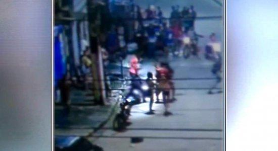 Integrantes do 'Trem Bala' são filmados matando homem e acabam presos