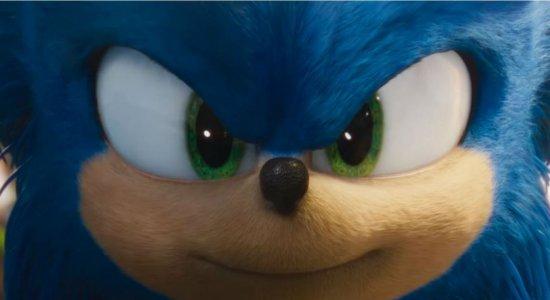 Novo visual do Sonic em trailer ''bomba'' nas redes sociais; assista