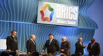 Bolsonaro citou o potencial econômico do Brasil em diversos setores.