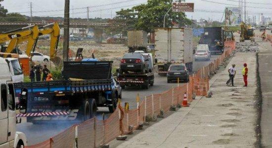 PF investiga que pelo menos R$ 2 milhões foram desviados nas obras da BR-101