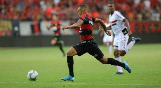 Autor do segundo gol, Guilherme assumiu a artilharia da Série B